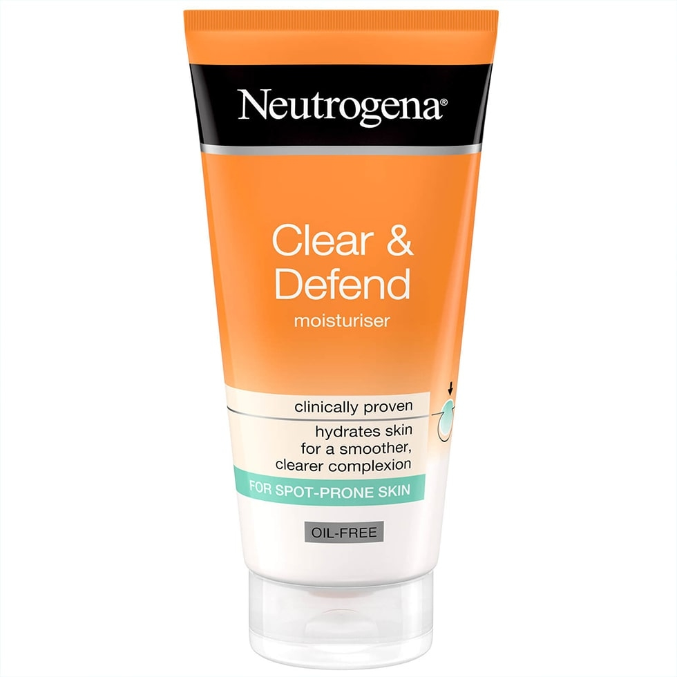 Clear & Defend Oil-Free Moisturiser