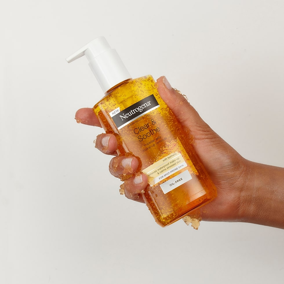 Clear & Soothe Micellar Jelly Make-up Remover