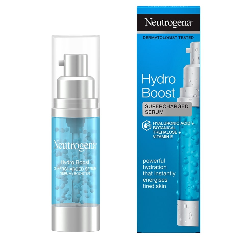 Hydro Boost Supercharged Serum