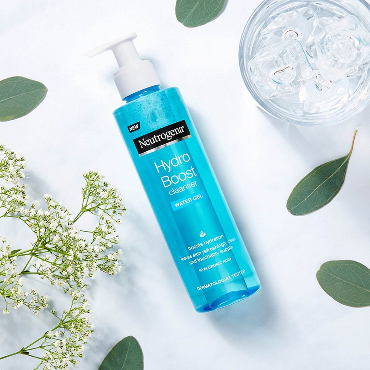 Hydro Boost Water Gel Cleanser