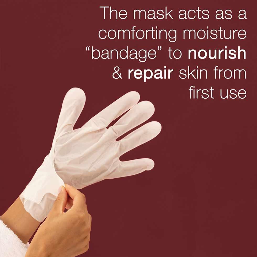 Norwegian Formula Cica Repair Hand Mask