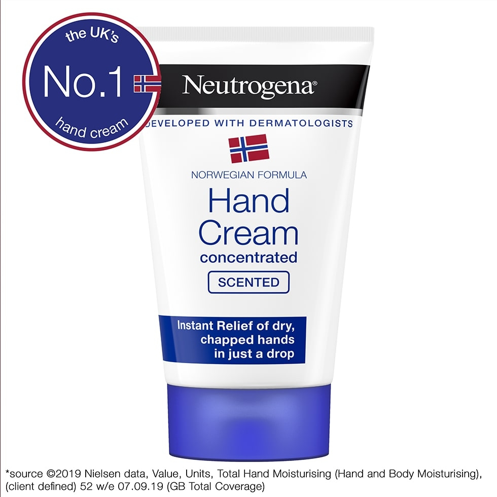 Concentrated Scented Hand Cream