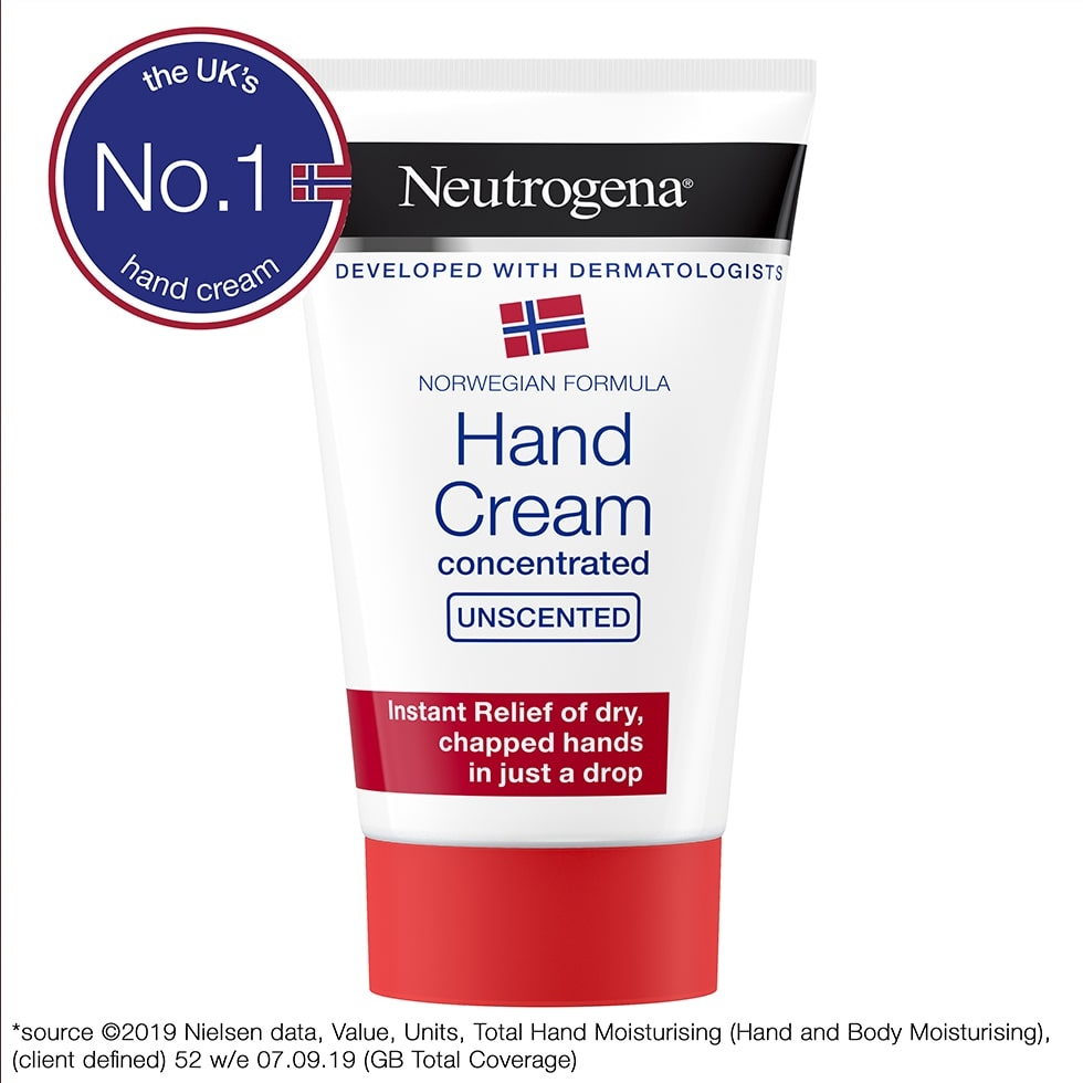 Concentrated Unscented Hand Cream
