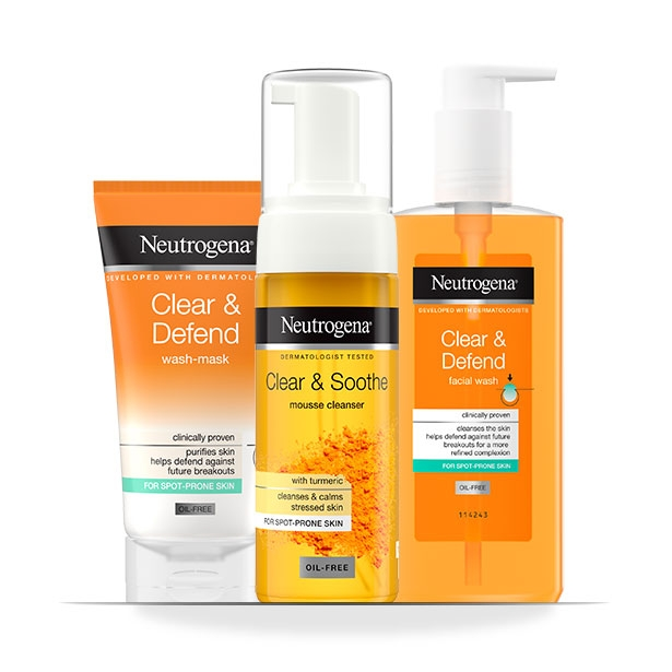 NEUTROGENA® Acne & Spots