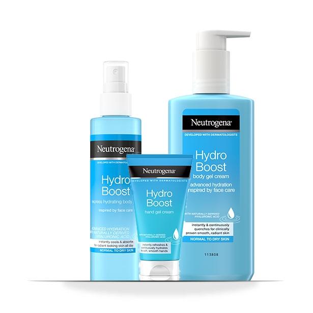 NEUTROGENA®  Dehydrated Skin