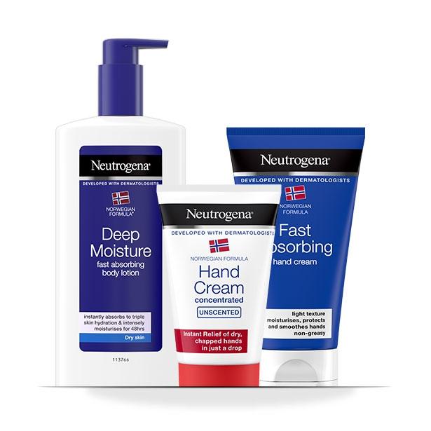 NEUTROGENA® Dry Skin
