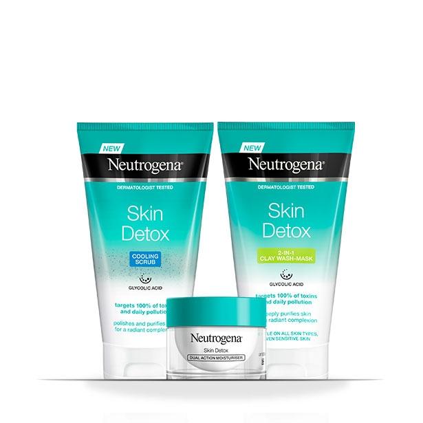 NEUTROGENA® Toxins & Impurities