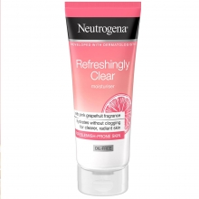 Refreshingly Clear Oil-Free Moisturiser